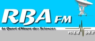 Le Quart d'Heure des Sciences – RBA FM