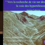 Vidéo – Conférence du 29 novembre 2016 au Collège de France